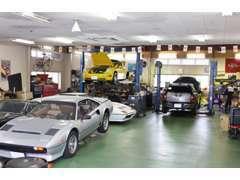 ALFAROMEO、MASERATI、FIAT・ABARTH、FERRARI、イタリア車を中心とした欧州車のご案内をしております。