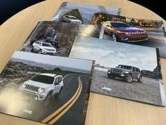 ★全車カタログも取り揃えております。ご来店された際はスタッフにお気軽にお申し付けください☆