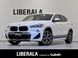 BMW X2 xドライブ20i MスポーツX 4WD 1オーナー インテリS iDriveナビ 純19AW