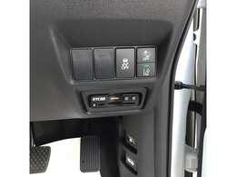 ETC2.0車載器は外から見えないよう配慮された場所に標準装備です。嬉しい心遣いですね!