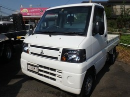 三菱 ミニキャブトラック 660 Vタイプ 荷台ゴムマット・5速マニュアル・エアコン