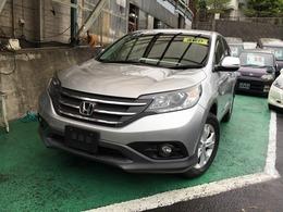 ホンダ CR-V 2.4 24G 4WD ワンオーナー HDDナビ 地デジTV ETC