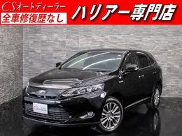 トヨタ ハリアー 2.0 プレミアム 黒H革/サンルーフ/パワーバックドア/SDナビ