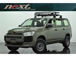 トヨタ プロボックスバン 1.5 DX コンフォート 4WD リフトアップ キャリアラック カスタム