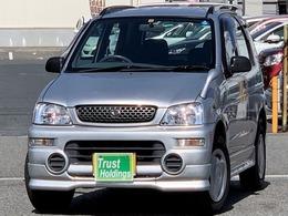 ダイハツ テリオスキッド 660 CLカスタム 4WD /センターデフロック/ターボ/フルエアロ