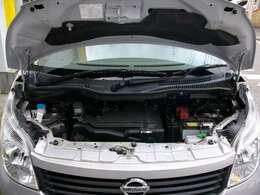 アイドリングストップ車で安心のタイミングベルトチェーン式!まだまだ元気なお車です!
