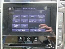 地上波TV CD DVD ラジオ 音楽録音 BluetoothAudio