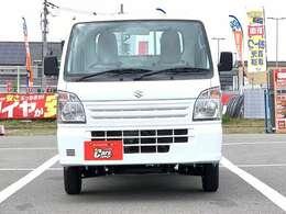 令和3年式 キャリィトラック  KCエアコン・パワステ 人気のスペリアホワイト が入庫いたしました!!