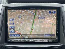 アルパイン8型HDDナビ装備!!フルセグTV CD DVD再生 ミュージックサーバ Bluetooth搭載!!