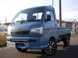 ダイハツ ハイゼットトラック 4WD マッドペイント(5速・AC・PS)