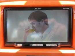 ☆高性能で使いやすい社外イクリプス製メモリーナビ/地デジTV付でお買い得!☆スズキ純正OPのビルトインETC車載器も装備して御座います。