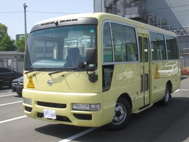 希少なマイクロバス 幼稚園バス 3人+39人/1.5人 入荷しました
