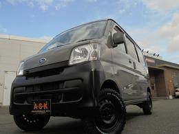 スバル サンバー 660 トランスポーター 4WD 2インチリフトアップペイントマットタイヤ