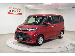 トヨタ タンク 1.0 G 4WD 衝突軽減ブレーキ フルセグメモリ-ナビ