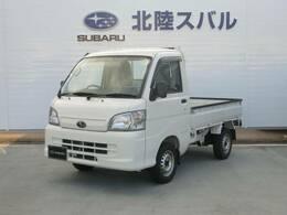 スバル サンバートラック 660 TB タフパッケージ 三方開 4WD