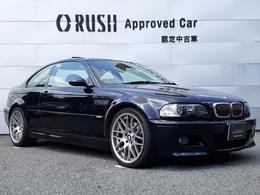 BMW M3 SMGII SR 革 クルコン CSL19AW SMG交換済