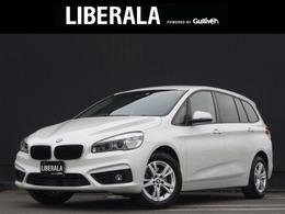 BMW 2シリーズグランツアラー 218i ADVアクティブセーフPKG/LED/Cアクセス/ACC