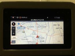 ☆純正メモリナビ (ラジオ/CD/USB/AUX/Bluetooth) フルセグTVも楽しめます!