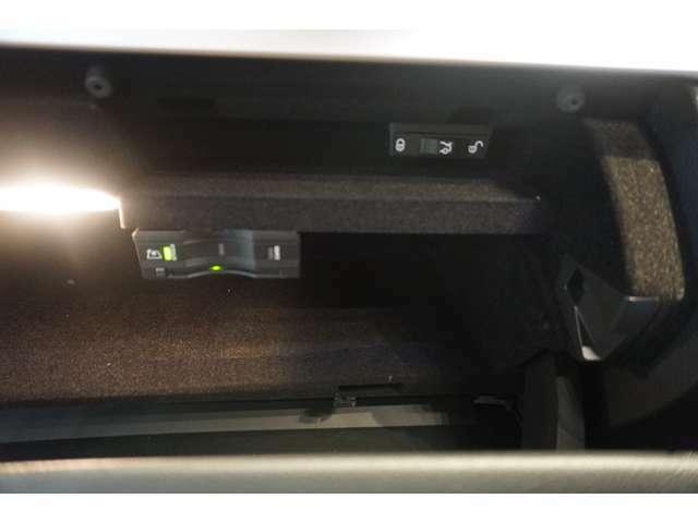 ETC車載器搭載。