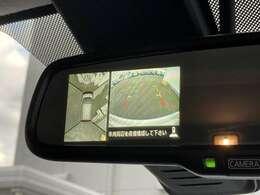 ◆アラウンドビューモニター+バックモニター【便利なアラウンドビューモニター+バックモニターで安全確認もできます。駐車が苦手な方にオススメな便利機能です。】