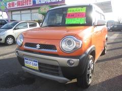 スズキ ハスラー の中古車 660 X 長崎県大村市 85.0万円