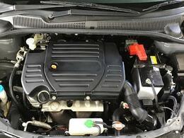エンジンの写真です