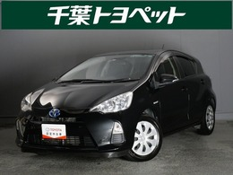 トヨタ アクア 1.5 G ブラックソフトレザーセレクション ナビ バックモニター ETC