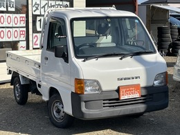 スバル サンバートラック 660 TC 三方開 エアコン エアバック スピーカー 保証付