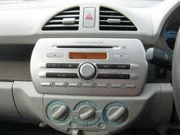 「オーディオデッキ」 CDオーディオ付き!お好みのナビなどへの交換も可能ですので、是非ご相談下さい☆