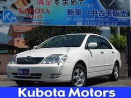 トヨタ カローラ 1.8 ラグゼール HIDライト パールホワイト