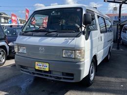 マツダ ボンゴブローニイバン 2.0 DX ワイドロー ロング 5MT 車中泊ベース 寒冷地仕様車