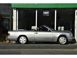 メルセデス・ベンツ Eクラスカブリオレ E320 ASD付 95年型最終モデル 94年9月生産