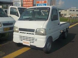 マツダ スクラムトラック 660 KU スペシャル 3方開 4WD エアコン パワステ