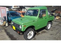 スズキ ジムニー 660 パノラミックルーフ EC 4WD 改トラック仕様