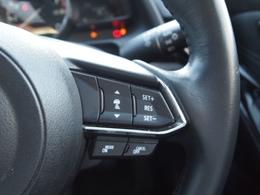 レーダークルーズコントロールで高速運転も快適です!!