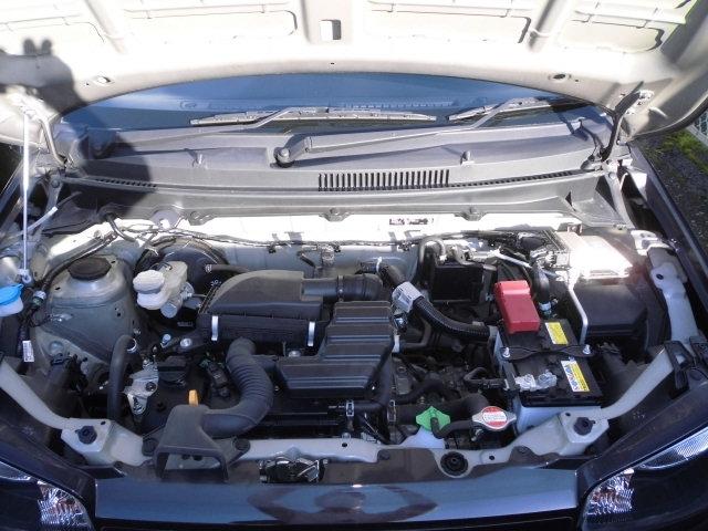 660CCガソリンエンジンが搭載されてます。