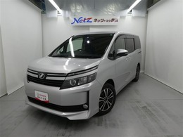 トヨタ ヴォクシー 2.0 X 両側電動スライドドア フルセグナビ