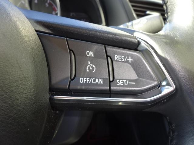 クルーズコントロール付きで高速道路での運転時に快適なドライブが楽しめます!