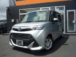 トヨタ タンク 1.0 X S ワンオーナー 禁煙車 メモリーナビTV