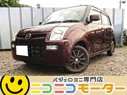 マツダ キャロル 660 X 4WD 検R3/1 社外ナビ TV