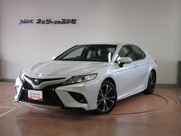 トヨタ カムリ 2.5 WS SDナビ・ETC付