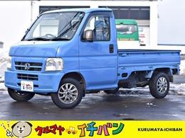 ホンダ アクティトラック 660 SDX 4WD 夏冬プラン有 パワステ付き 4WD車 エアB