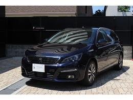 プジョー 308SW テックパック エディション 特別仕様車 新車保証継承