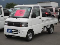 三菱 ミニキャブトラック の中古車 660 Vタイプ 4WD 山形県鶴岡市 14.8万円