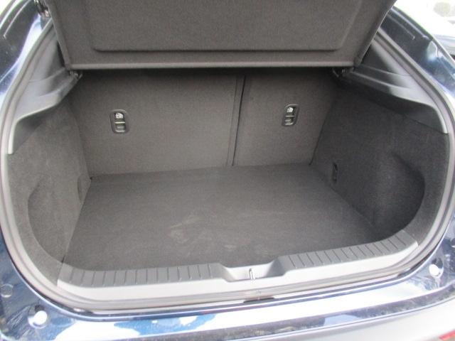 トノカバーが付いたラッケージ外から荷物が見えないので安心です