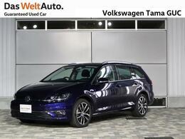 フォルクスワーゲン ゴルフヴァリアント TSI ハイライン テック エディション 認定中古車 追従機能 後方死角検知機能付