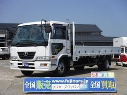 日産 コンドル 6.4D平ボディ積載3.85t荷台寸6200×2130