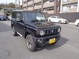 スズキ ジムニー 660 XC 4WD 当社買取車 新車保証継承 ブレーキシステム