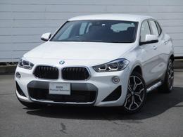 BMW X2 sドライブ18i MスポーツX DCT バックカメラ Bluetoothシートヒーター19AW