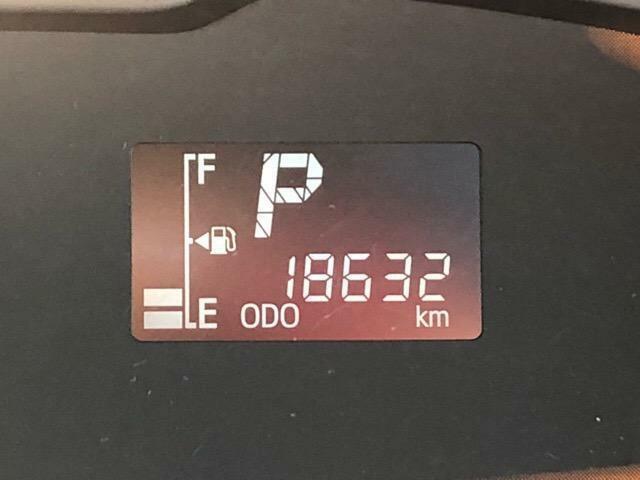 走行距離2万キロ以下!たくさん走って燃費をどんどん良くしちゃいましょう^^